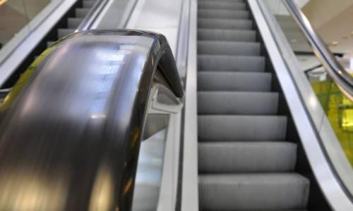 escalera mecanica