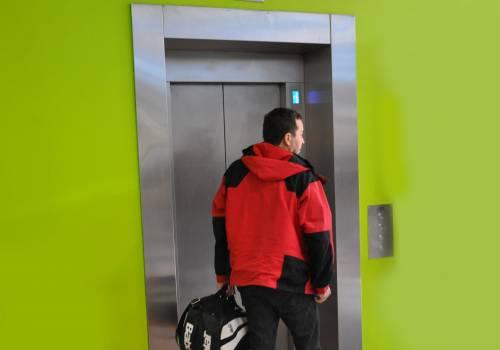 elevadores domesticos