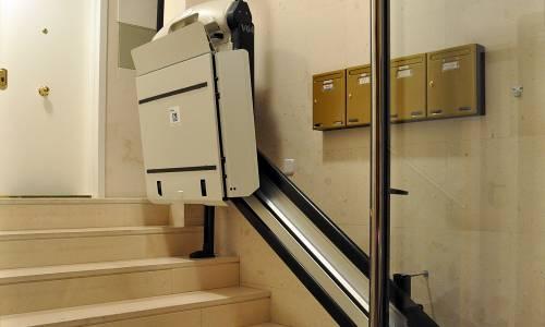 elevador minusvalidos