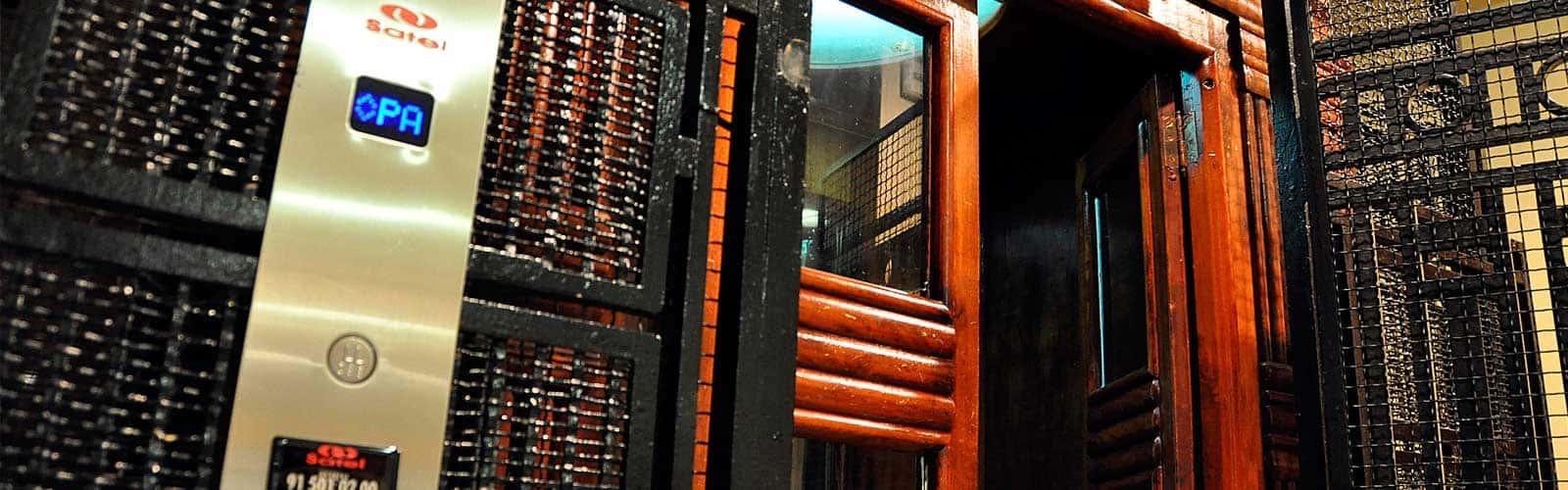 ascensores reparación