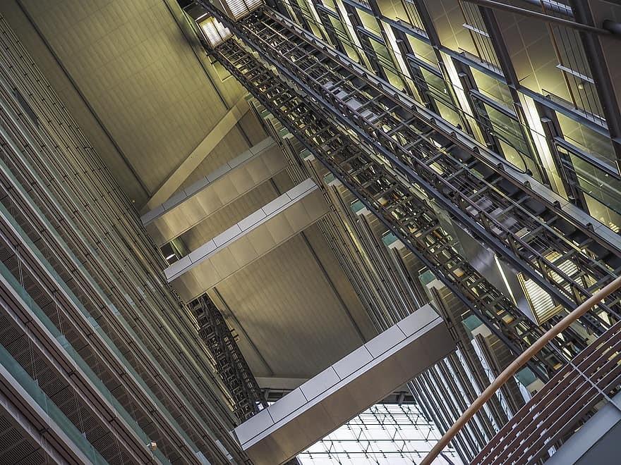 que tipos de ascensores existen