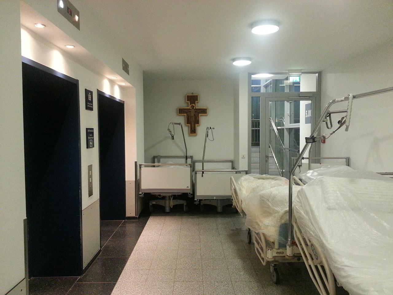 Ascensores para hospitales
